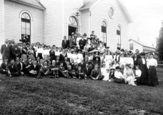 Historic Congregation at Ephraim Moravian Church