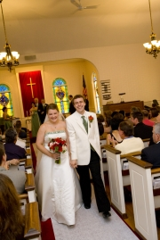 Ephraim Moravian Church - Wedding