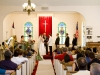 Ephraim Moravian Church - Wedding Sanctuary