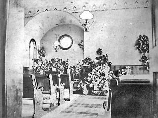 Ephraim Moravian Church - 1900